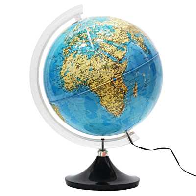 Globe PSD file with small and medium free transparent PNG images