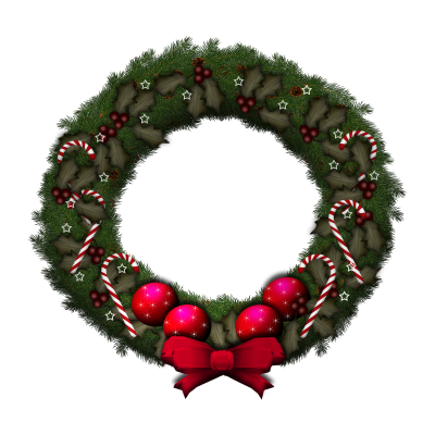 PNG images Wreath (13).png