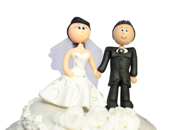 PNG images: Wedding cake toppers
