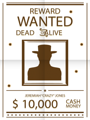 PNG images, PNGs, Wanted, Wanted poster,  (9).png