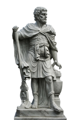 PNG images Statue (33).png