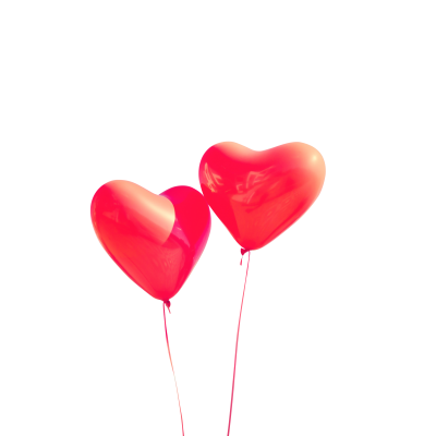 Balloon-991680 PSD file with small and medium free transparent PNG images