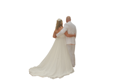 PNG images: Beach Wedding