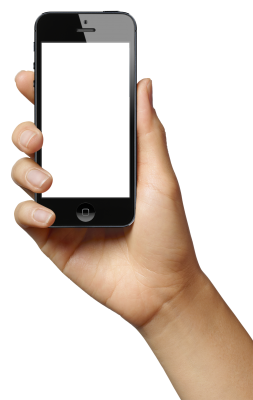 PNG images, PNGs, Phone in hand, Holding a phone, Hold Phone,  (2).png