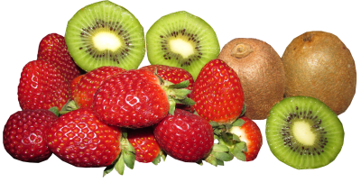 Fruit, Food, Strawberries, Kiwi Fruit, Ripe, HealthyFruit Food Strawberries Kiwi Fruit Ripe Healthy.png