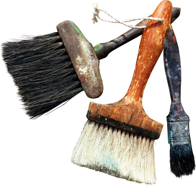 Brushes, paint brushes, art png images, transparent brush images, painting,