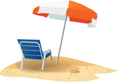 PNG images Deck chair (38).png