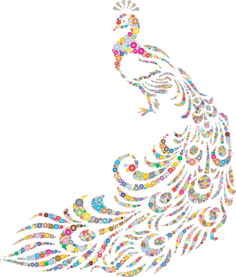 PNG images, PNGs, Peacock, Peacocks,  (67).png