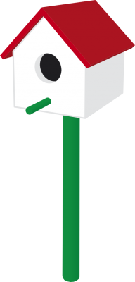 PNG images, PNGs, Bird box, Bird house,  (7).png