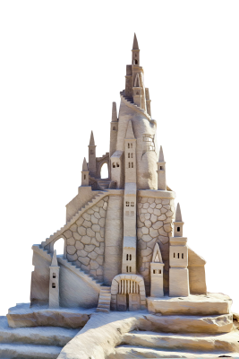 Sandcastle-766949 PSD file with small and medium free transparent PNG images
