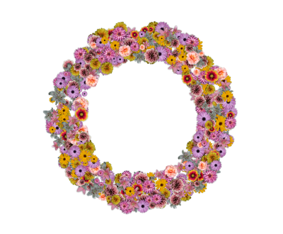 PNG images Wreath (10).png