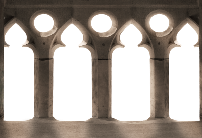 Balcony, Gothic, Isolated, Columnar, ChurchBalcony Gothic Isolated Columnar Church.png