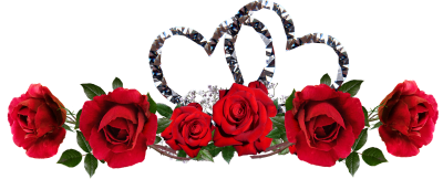 Valentine, Roses, Red, Flowers, Hearts EntwinedValentine Roses Red Flowers Hearts Entwined.png
