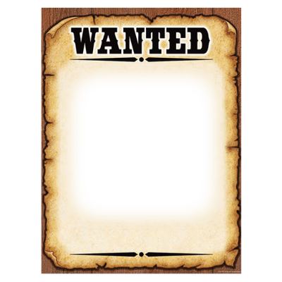 PNG images, PNGs, Wanted, Wanted poster,  (4).png