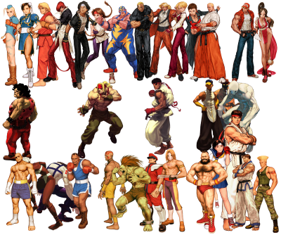 Street Fighter, Combat game, PNG images,  (2).png