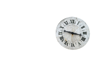 Clock PSD file with small and medium free transparent PNG images