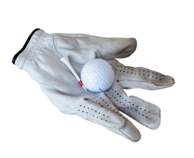 Golf glove PSD file with small and medium free transparent PNG images
