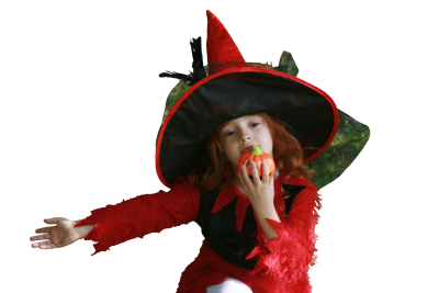 PNG images: Witch