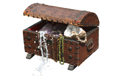 Treasure-chest-242317 PSD file with small and medium free transparent PNG images