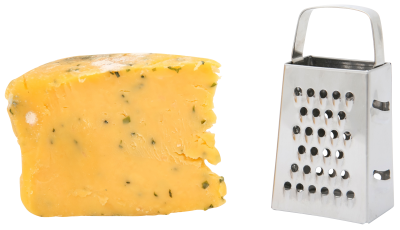 PSD files: Cheese and grater