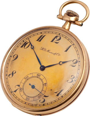 PNG images Pocket watch (4).png