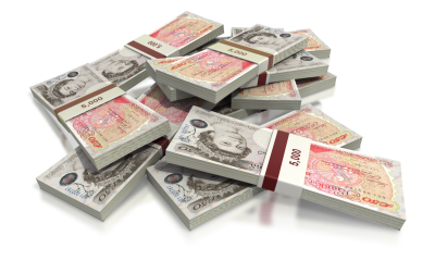 Pound Sterling, British Money, English Money, Paper Money, Notes, PNG images, Pound Note, Pound Notes,  (1).png