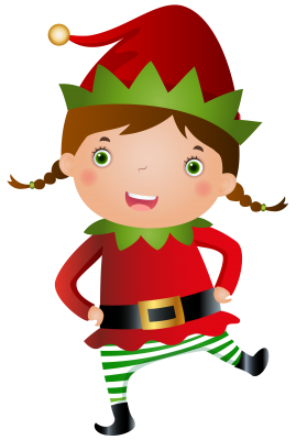 PNG images, PNGs, Elf,  (12).png