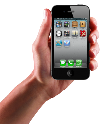 PNG images, PNGs, Phone in hand, Holding a phone, Hold Phone,  (78).png
