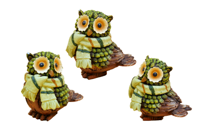 Owl, Owls, Cute, Figures, Trio, Autumn, HerbstdekoOwl Owls Cute Figures Trio Autumn Herbstdeko.png