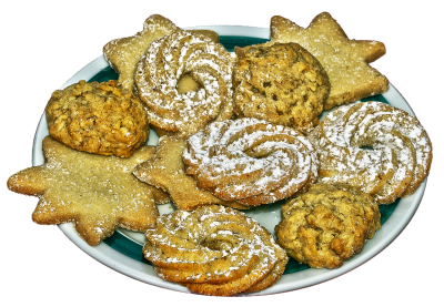 Christmas Biscuits, Cookie, Cookies, Butter CookiesChristmas Biscuits Cookie Cookies Butter Cookies (2).png
