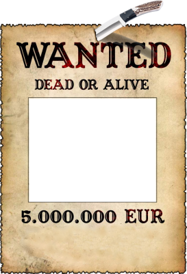 PNG images, PNGs, Wanted, Wanted poster,  (1).png