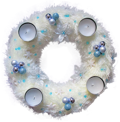 PNG images Wreath (2).png