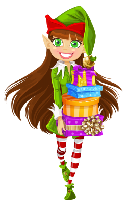 PNG images, PNGs, Elf,  (13).png