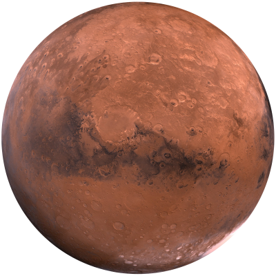 Mars-11012 PSD file with small and medium free transparent PNG images