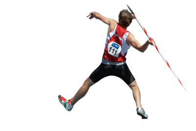 PNG images: Javelin