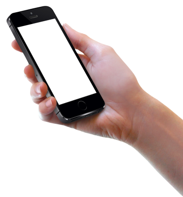 PNG images, PNGs, Phone in hand, Holding a phone, Hold Phone,  (33).png