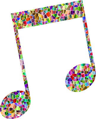 PNG images Music notes (5).png