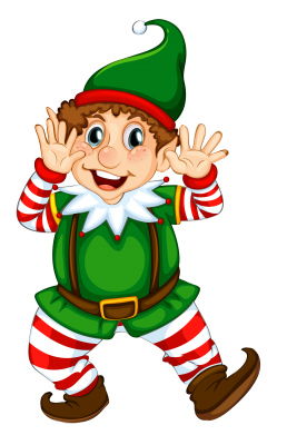 PNG images, PNGs, Elf,  (10).png