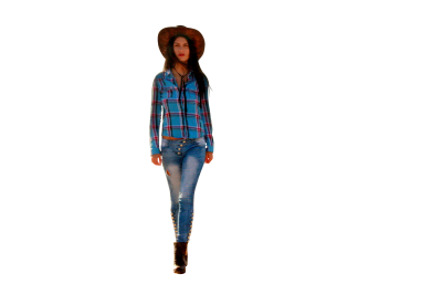 Cowgirl-1200261 PSD file with small and medium free transparent PNG images