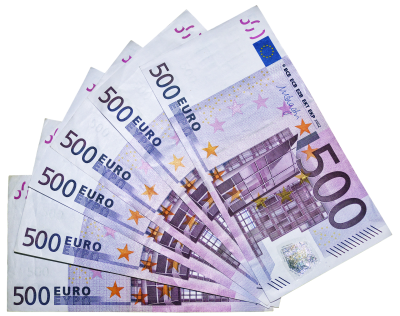 Euro, Euros, Money, Note, Notes, Bank Notes, European Money, PNG, images,  (3).png