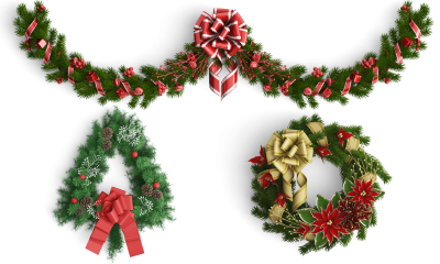 PNG images Wreath (14).png