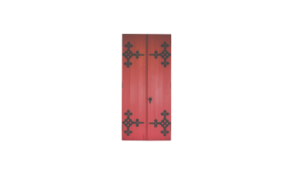 PSD files: Church door