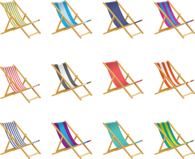 PNG images Deck chair (29).png