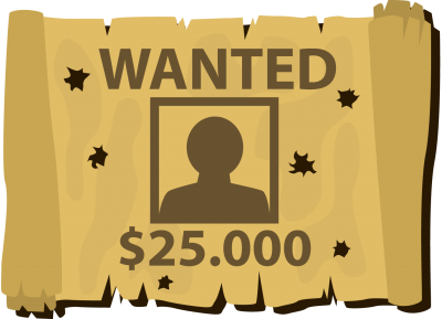 PNG images, PNGs, Wanted, Wanted poster,  (8).png