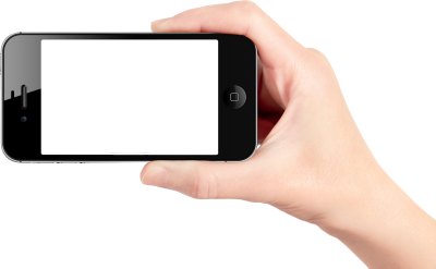 PNG images, PNGs, Phone in hand, Holding a phone, Hold Phone,  (103).png