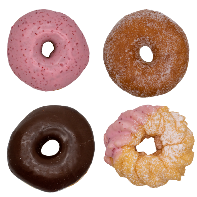 donut, doughnut png images, cake, pudding, sweets, junk foods, doughnuts
