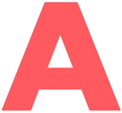 A, Letter A, PNG, Images,  (103).png