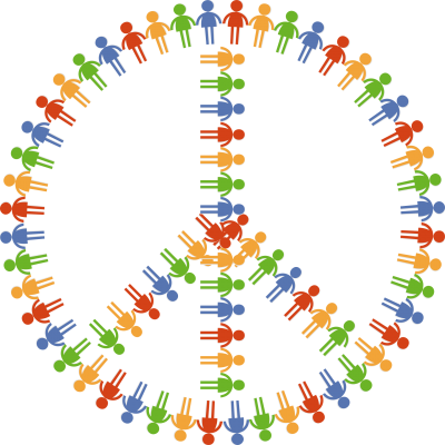 PNG images Peace symbol (7).png