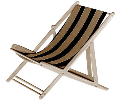 PNG images Deck chair (1).png