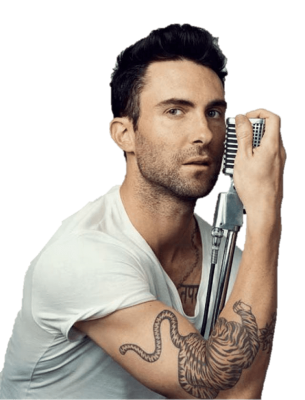 Adam Levine, Maroon 5, PNG, Images,  (2).png